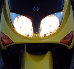 Fari T-Max 500 Yamaha