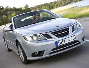 fari xenon alta tecnologia sulla Saab 9-3
