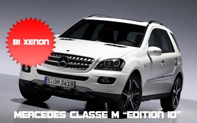 Mercedes Benz Classe M con fari Bi Xenon