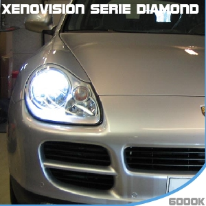 Kit Xenond Diamond PLUS con lampade Philips