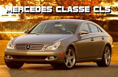 La Mercedes Classe CLS Coupé non ha fari Xenon di serie, ed accetta solo kit Xenon Diamond PLUS di Xenovision