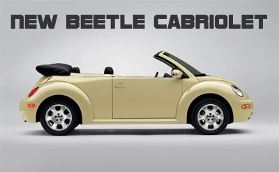 Il New Beetle Volkswagen non ha fari Xenon di serie, ed accetta solo kit Xenon Diamond PLUS di Xenovision
