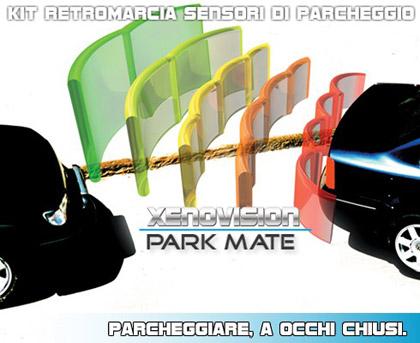 Sensori di parcheggio per auto Parkmate: il kit per parcheggiare senza sorprese