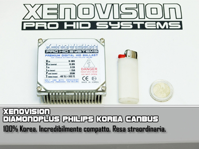 Kit Xenon DiamondPLUS Korea Canbus