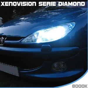 Kit Quad Xenon di Xenovision massima luminosità