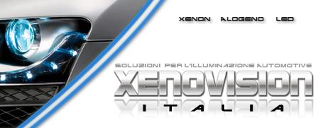 Kit Fari Xenon - Xenovision Italia