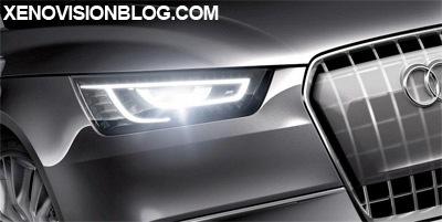 Fari LED anteriori Audi A1