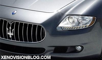 Fari LED Maserati Quattroporte