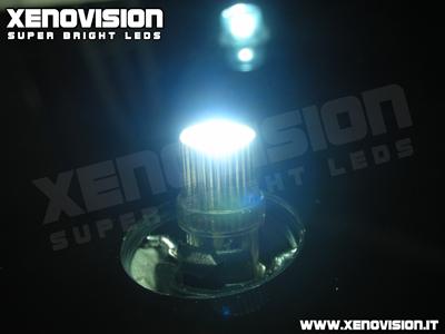 Luce posizione LED Xenovision 1Watt 20 lumen - 20 volte più luminosa delle luci posizione a led commerciali!!