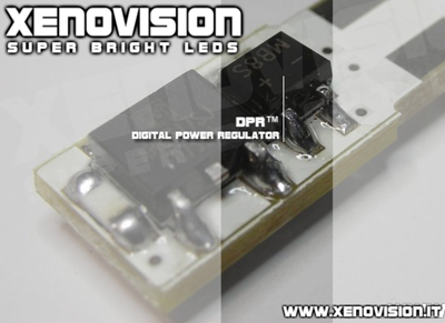 DPR Digital Power Regulator Xenovision Led Auto