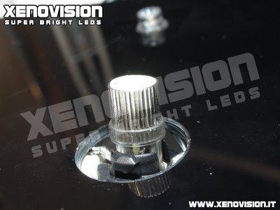 Dissipatore su luce posizione LED Xenovision con tecnologia Thermal Management