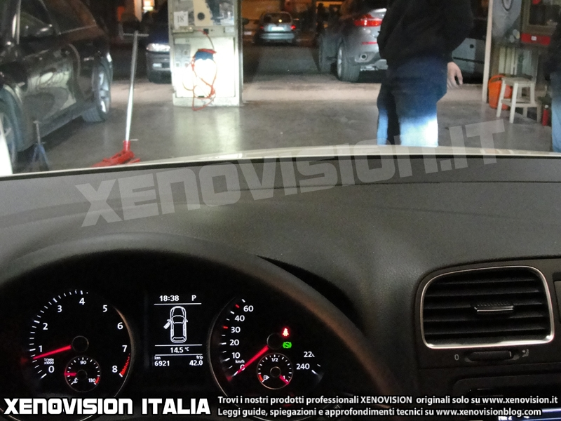 kit xenon hid xenovision diamondstar korea su golf vi