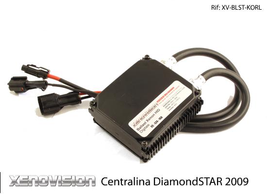 Xenovision kit xenon hid canbus DiamondSTAR korea