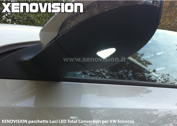 XENOVISION LED SCIROCCO total conversion