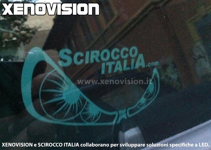 XENOVISION Scirocco italia led