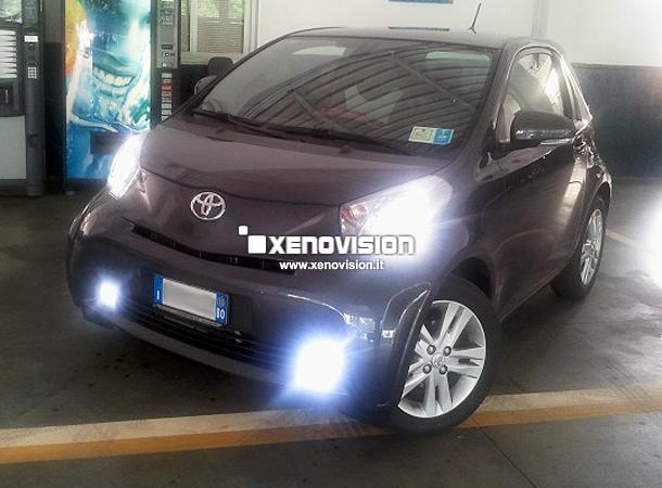 Kit Xenon Toyota Iq