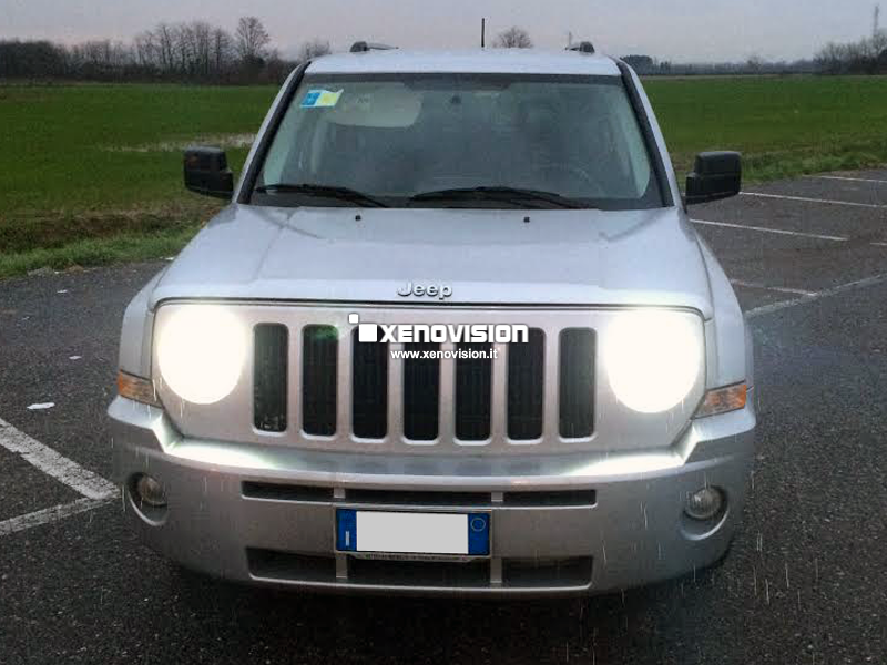 Kit Xenon Jeep Patriot 6000k