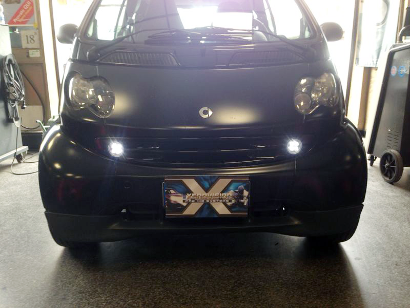 drl angel eyes led smart